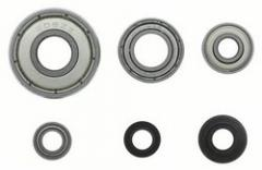 Set of Bosch ball-bearings to start processing