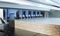 Раскроечный центр с ЧПУ HOLZMA HPL 400