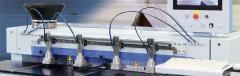The drilling and additive machine with ChPU WEEKE ABD 050/060 Optima