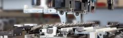 Сверлильно-присадочный станок с ЧПУ для обработки фасадов WEEKE ABF 600 profiLine