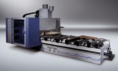 Обрабатывающие центры с ЧПУ Venture 316 - обработка плит и массивной древесины