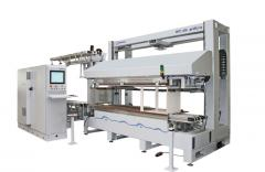 Press for case furniture of MPC 410