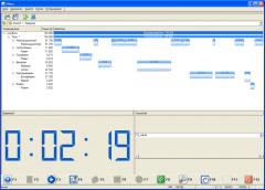 Программное обеспечение  симуляция производственного времени программ woodWOP