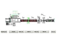 Программное обеспечение для деревянного каркасно-панельного домостроения  для управления производственными линиями
