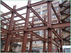 Металлоизделия для строительства несущие