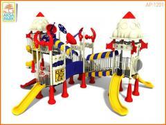 Детские игровые комплексы AP.1201