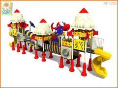 Детские игровые комплексы AP.1202