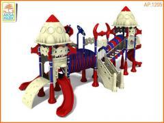 Детские игровые комплексы  AP.1205