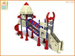 Детские игровые комплексы AP.1206