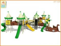 Metal Playground for Disabled people of AP.1405