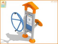 He exercise machine for Disabled people of AP.3403