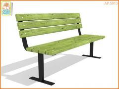 Скамейки из дерева AP.5013