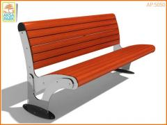 Bench from AP.5050 Stainless Steel