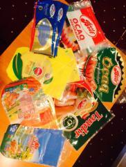 Пакеты вакуумные для продуктов