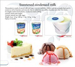 الحليب المكثف المحلي