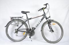 Hibrid velosipedler Start Trans City