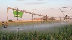 The mechanized system of irrigation
