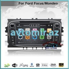 FORD MONDEO-FOCUS GPS DVD-monitor. GPS FORD
