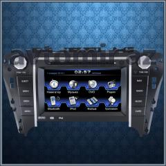 Toyota Camry 2012 DVD monitor. Toyota Camry 2012