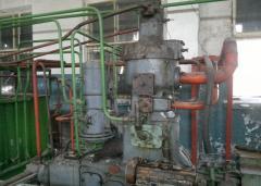 Kislorodo-azotnaya the Kzhazh-0,04 installation,