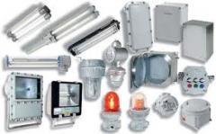 Electric equipment sets
