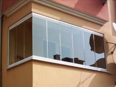 Bezramny glazing of Cambalkon
