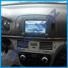 Hyundai Sonata 2005 üçün DVD-monitor. The DVD