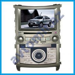 Hyundai VERACRUZE üçün DVD-monitor. The DVD