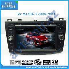 MAZDA 3 2008-2013 üçün DVD-monitor. The DVD