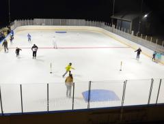 Площадки с искусственным ледовым покрытием