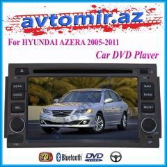 Hyundai Grandeur Azera 2005-2011 DVD monitor.