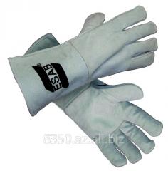 Сварочные перчатки ESAB из коровьей кожи толщиной