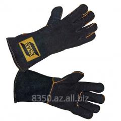 Сварочные перчатки ESAB подходят к условиям