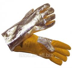 Сварочные перчатки ESAB с алюминизированным