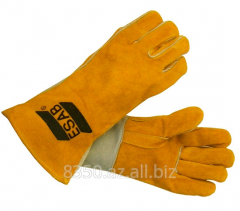 Strong and flexible welding ESAB gloves