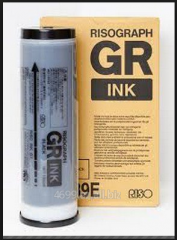 Paint for RISO GR risograph