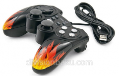 Nbsp;Gamepad Genius Blaze 3, Usb, Vibration, Pc,