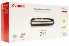 Cartridge of Canon Cartridge 711 Yellow
