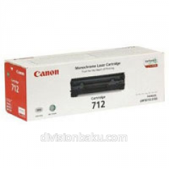Cartridge of Canon Cartridge 712, LBP 3010, 3020