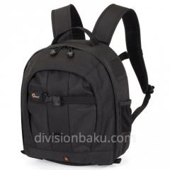 Backpack for the Lowepro Pro Runner 200 Aw Black