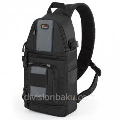 Backpack for the Lowepro Slingshot 102 Aw Black