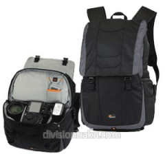 Backpack for the Lowepro Versapack 200 Aw Black