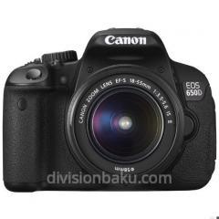 Canon Digital Camera 650D Kit 18-55 Is digital