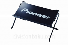 Support of Pioneer DJ Stand T-U101