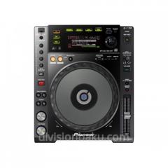 Pioneer Compact Disc Player Cdj-850-K Com2 CD