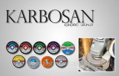 Абразивный инструменты Karbosan