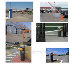 Barriers and turnstiles