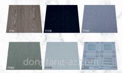Dekorativ PVC panellər