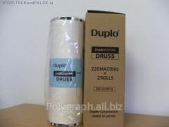 Мастер пленка для ризографов Duplo DRU55...