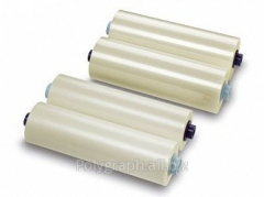 Glossy rolled film, 305mm*30mkm*250m